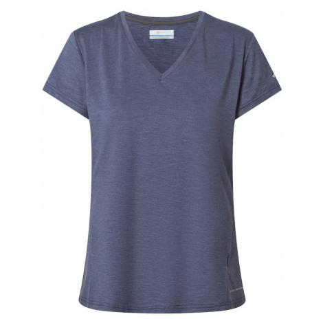 COLUMBIA Funkčné tričko 'Bryce'  modrosivá