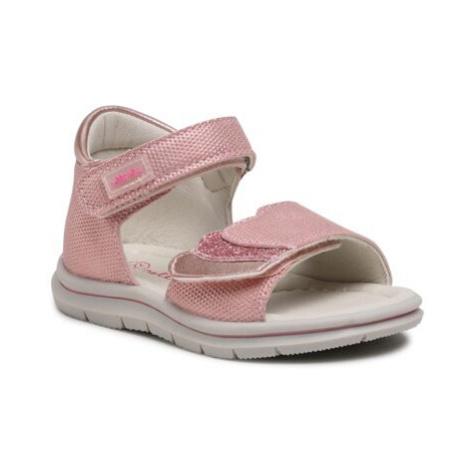 Sandále Nelli Blu CM200714-19 Imitácia kože/-Imitácia kože