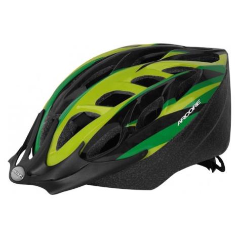 Arcore DODRIO zelená - Juniorská cyklistická prilba