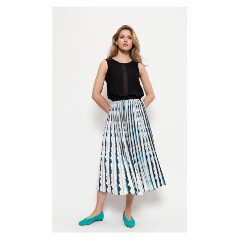 Deni Cler Milano Woman's Skirt W-Dc-7115-0D-H8-16-1