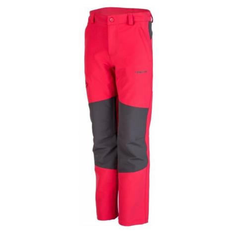 Head ARREN ružová - Detské softshellové nohavice