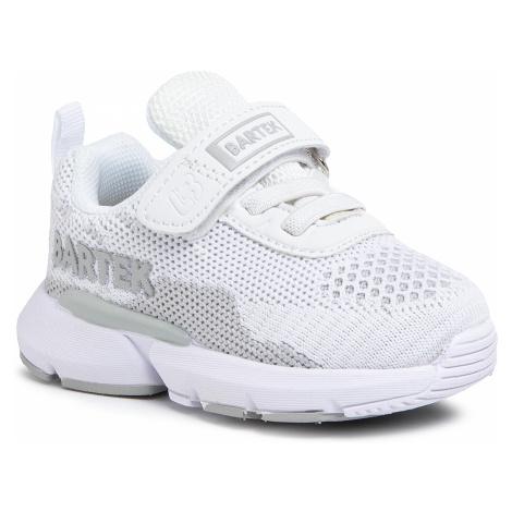 Sneakersy BARTEK - 71288-B87 Biela