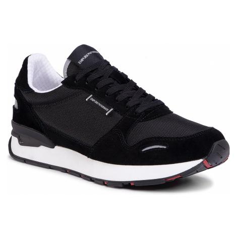 Sneakersy EMPORIO ARMANI - X4X303 XM324 R818 Black/Black