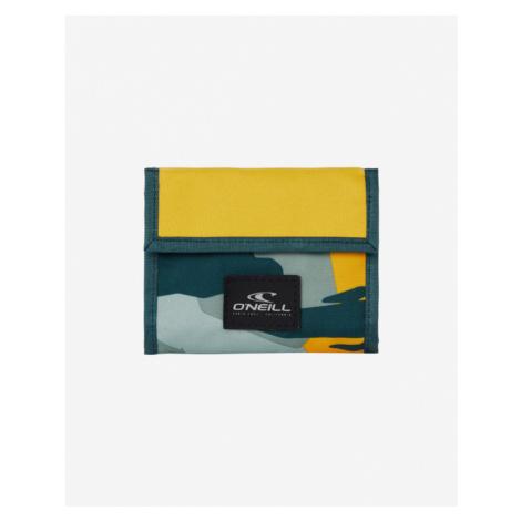O'Neill Pocketbook Peňaženka detská Modrá Zelená Žltá