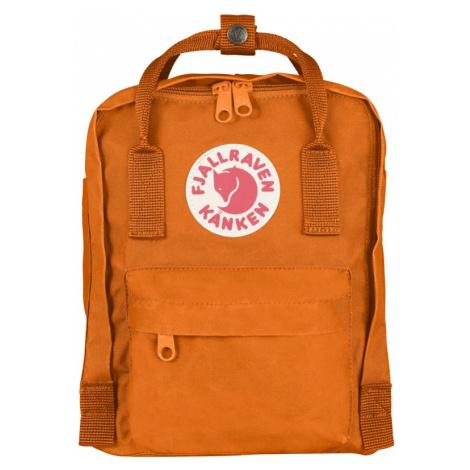 Fjällräven Kånken Mini Kids Burnt Orange-One size oranžové F23561-212-One size