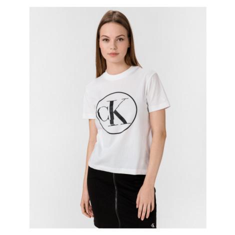 Calvin Klein Tričko Biela