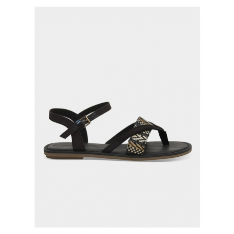 Sandále TOMS Čierna