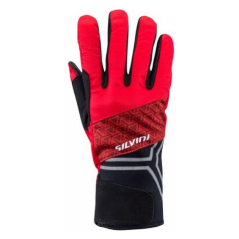 Zimné rukavice Silvini Arno UA1307 red