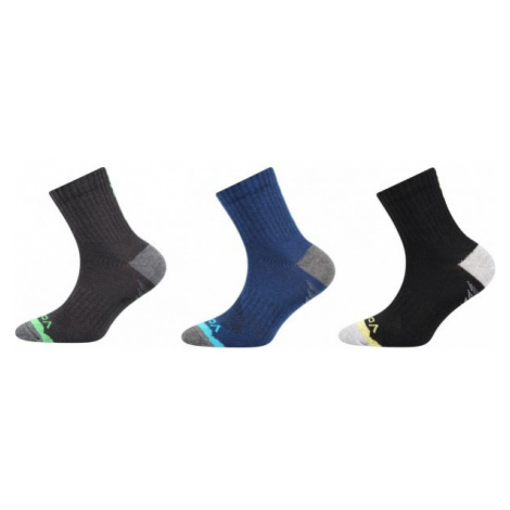 Voxx MAXTERIK 3P čierna - Detské ponožky