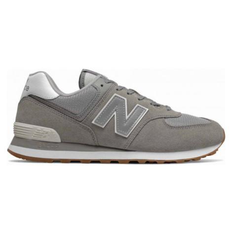 New Balance ML574SPU šedá - Pánska voľnočasová obuv
