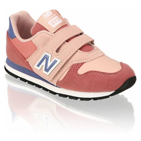 New Balance 373 ružová