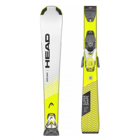 Výbava na zjazdové lyžovanie Head