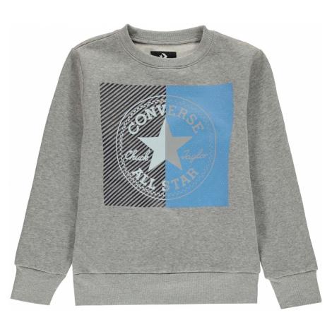 Converse CTP Crew Sweatshirt Junior Boys