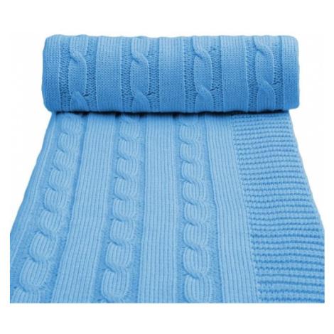 T-TOMI Pletená deka, béžová