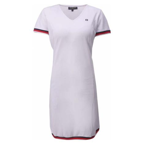 MARINE - dámské šaty - White