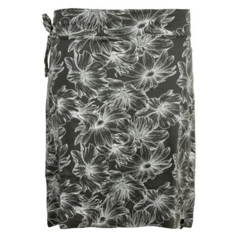 ALPINE PRO JAELA sivá - Dámska sukňa
