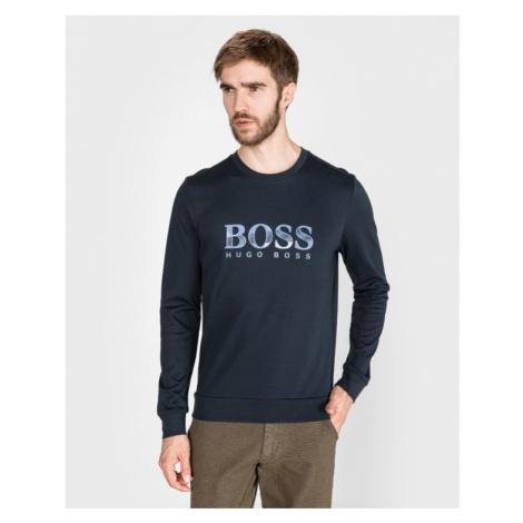 BOSS Mikina Modrá Hugo Boss