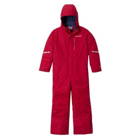 Columbia BUGA II SUIT červená - Detská zimná súprava