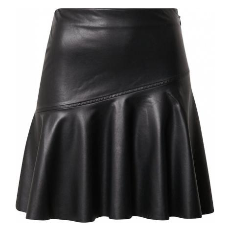 NEW LOOK Sukňa  čierna