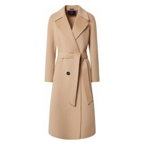 LAUREL Prechodný kabát  farba ťavej srsti