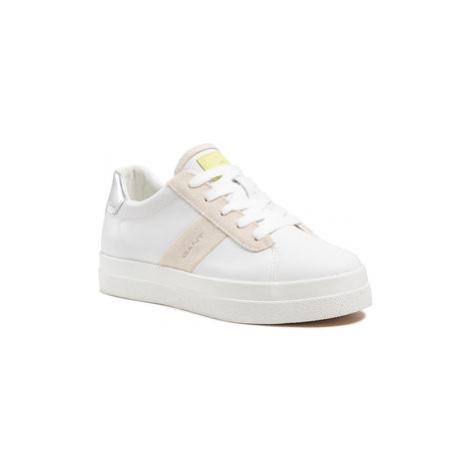 Gant Sneakersy Avona 22531533 Biela