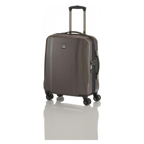 Titan Kabínový cestovný kufor Xenon Deluxe S+ Brown