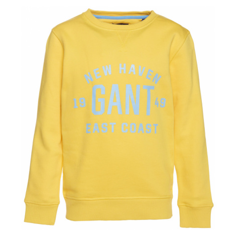 MIKINA GANT D2. GANT EAST COST C-NECK SWEAT