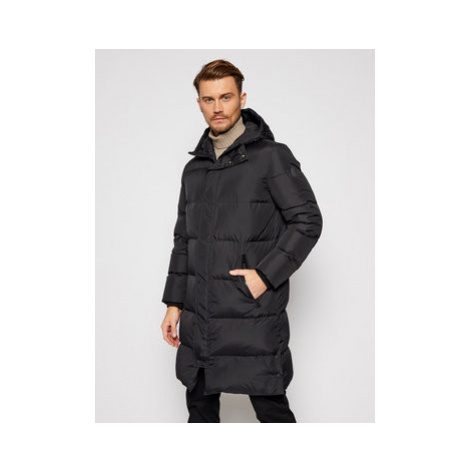 Marc O'Polo Vatovaná bunda 029 0960 70314 Čierna Regular Fit