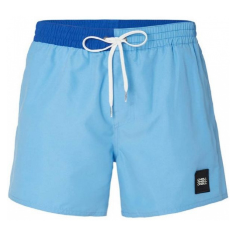 O'Neill PM BLOCKED SHORTS modrá - Pánske šortky do vody
