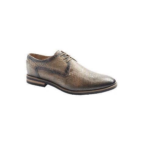 Hnedá spoločenská obuv Venice