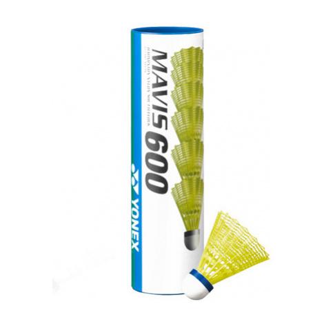 Yonex Mavis 600 Yellow (Dóza Po 6 Ks)