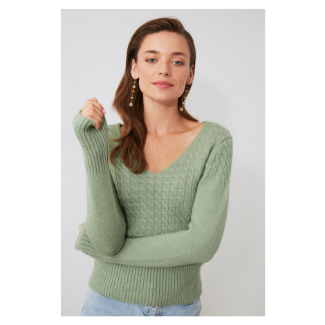 Women's sweater Trendyol Knitted