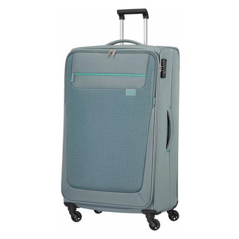 American Tourister Látkový cestovný kufor Sunny South L 103 l - šedá