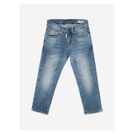 Fredo Jeans dětské Antony Morato Junior Modrá