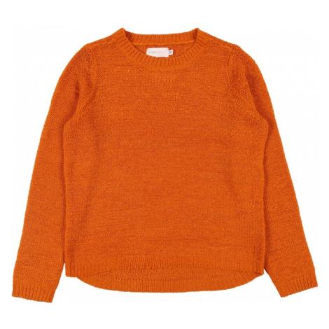 KIDS ONLY Sveter 'GEENA'  oranžová
