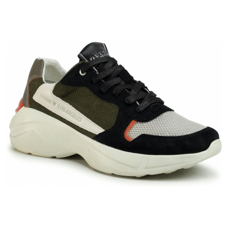 Sneakersy GUESS - Viterbo FM6VIT FAB12 MILI