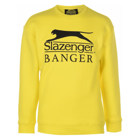 Slazenger Banger Logo Sweatshirt