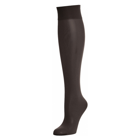 Wolford Podkolienky 'Satin Touch 20 Knee-Highs'  čierna