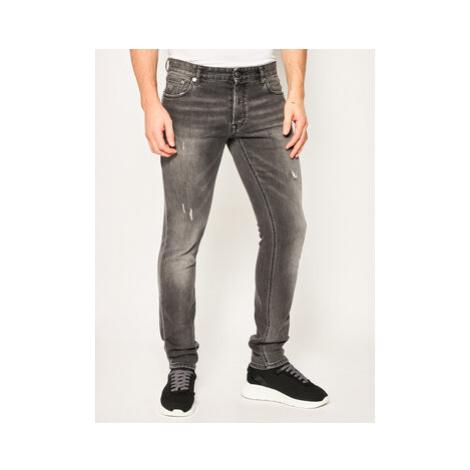 Just Cavalli Slim fit džínsy S01LA0120 Čierna Slim Fit