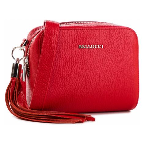 Kabelka BELLUCCI - R-264 Červená Bellucci Shoes