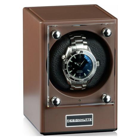 Designhütte Natahovač pro automatické hodinky - Piccolo Chocolate 70005/163