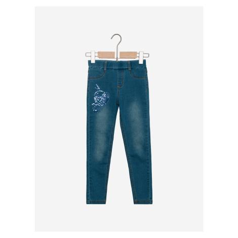 Guayab Jeans dětské Desigual Modrá