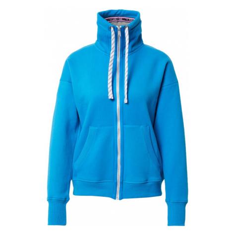 Derbe Tepláková bunda  nebesky modrá
