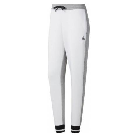 Reebok WOR MYT TS PANT biela - Dámske športové nohavice
