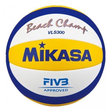 Mikasa VLS 300 žltá - Plážová volejbalová lopta