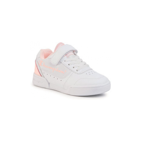 Champion Sneakersy Court Champ G Ps S31922-S20-WW001 Biela
