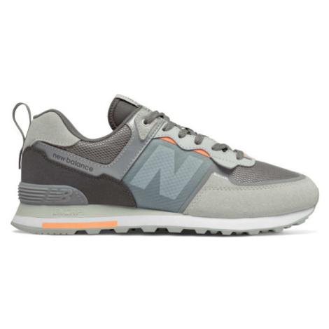 New Balance ML574SCB - Pánska voľnočasová obuv