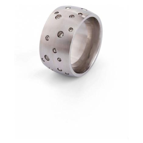 Prsteň z ušľachtilej ocele
