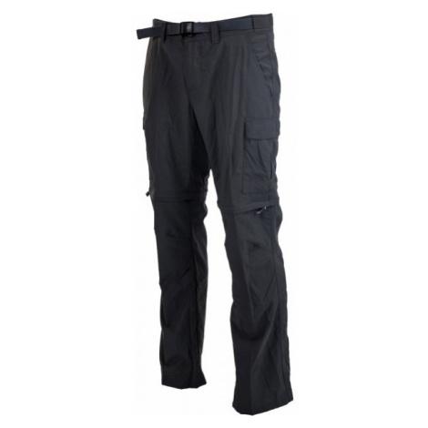 Columbia CASCADE EXPLORER CONVERTIBLE PANT tmavo šedá - Pánske nohavice