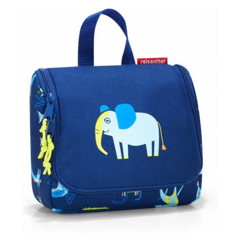Kozmetická taška Reisenthel Kids S Abc Friends Blue